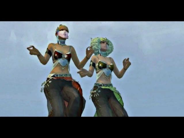 [Aion Dance] Arabian motive -music video