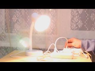 Как сделать бесплатный свет)))