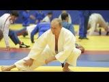 ПУТИН на ТАТАМИ: Президент провел тренировку по ДЗЮДО Последние Новости России Спорта Мира Сегодня