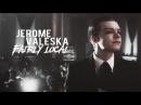 Jerome Valeska Fairly local