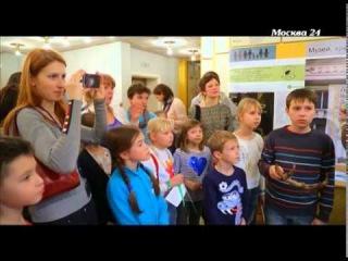 Фестнауки в здании Российской академии наук 8-9 марта (репортаж канала