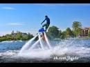 Surfing over the water. Take off and landing. Сёрфинг над водой flysurf/ флайсерф