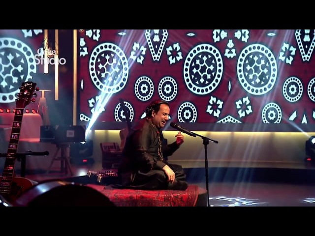 Rahat Abida Parveen - Chaap Tilak - Coke Studio
