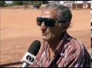 Redemoinhos de poeira na região sul do Tocantins