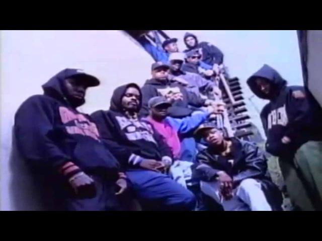 Gang Starr - Ex Girl To Next Girl (Remix) (1992) (HD)