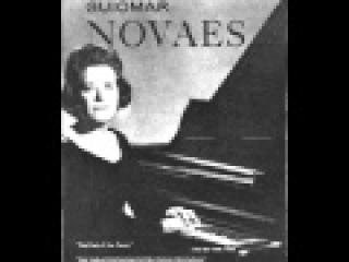 Guiomar Novaes plays Schumann Papillons Op. 2