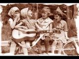 Красивейшая детская песня Белые кораблики - Саша Буслов (Адаптация Пчёл)