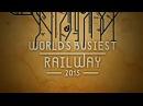 BBC Самая загруженная железная дорога в мире