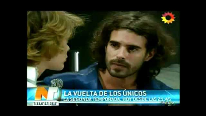 Los ex Casin Angeles en Los Unicos 2 ( noticiero) 2012