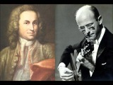 Bach Chaconne in D minor, Narciso Yepes (6-string guitar, 1959)