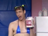 Джим кери-фитнес инструктор(помнишь мы говорили о гимнастках с тобой?)