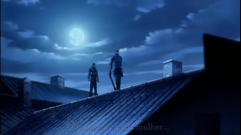 Claymore: Episódio 03 - Escuridão no Paraíso