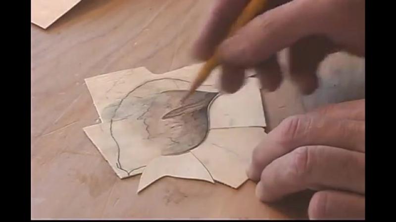 Интересная техника создания объёмных изображений (рассказывает Сайлас Копф).
