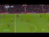 Футбол. Английская Премьер - лига 2015/16. 21 тур. Liverpool - Arsenal. 1 тайм