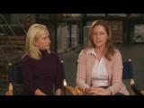 ОфисThe Office (2005 - 2013) Интервью с Анджелой Кинси и Дженной Фишер (сезон 7, эпизод 5)