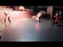 Соревнования по спортивным бальным танцам.  Дети 2008 -2009 года. г.Сургут,