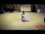 Mackenzie Ziegler Performing Her Solo Dreamer At The ALDC L.A Opening