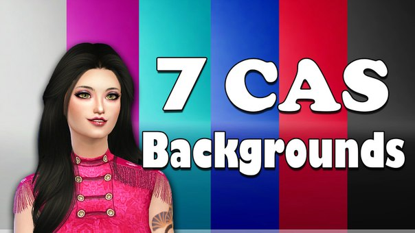 7 CAS Backgrounds