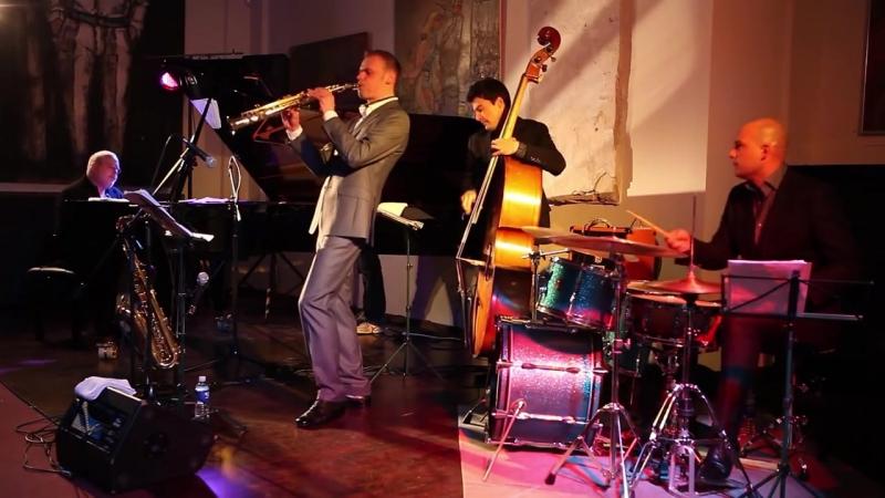 Kęstutis Vaiginis Quartet feat- David Berkman - Cloudy