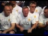 Самый забавный момент на скамейке запасных в истории футбола