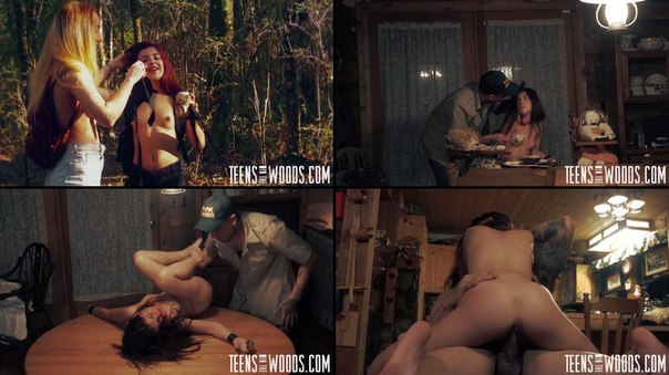 TeensInTheWoods E02 Sally squirtz
