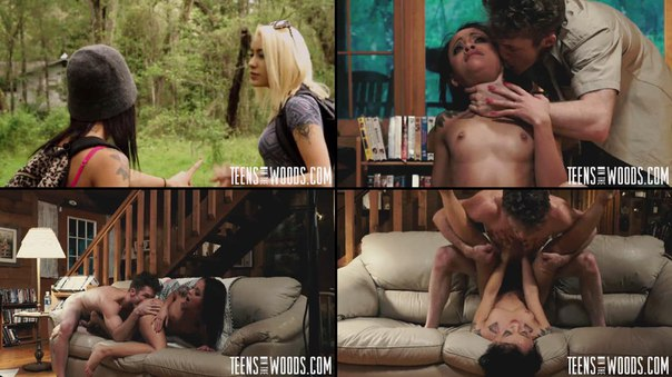 TeensInTheWoods E04 Holly Hendrix