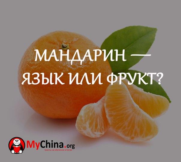 Почему китайский язык называют мандарином