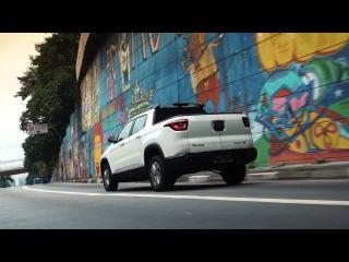 Vídeo oficial da picape Fiat Toro