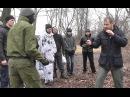 4 базовых элемента ножевого боя. Лекция Дмитрия Дёмушкина на сборах школы КНБ