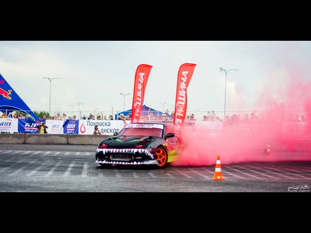 Blackdevil in Drift Championship of Ukraine 2016