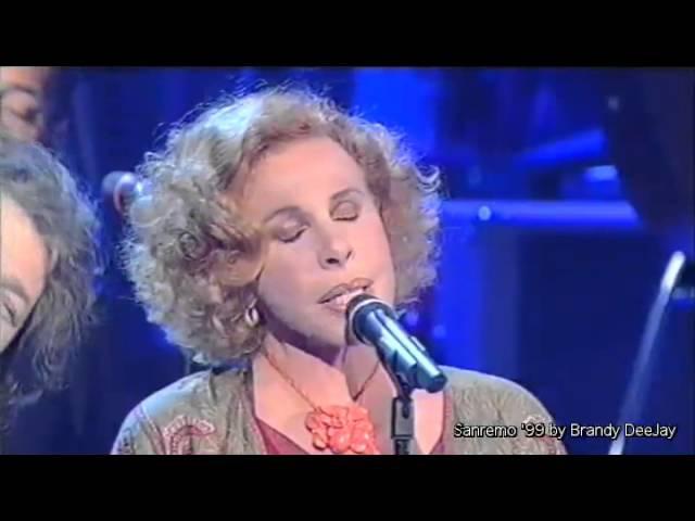 ENZO GRAGNANIELLO E ORNELLA VANONI Alberi Sanremo 1999 Prima Esibizione AUDIO HQ