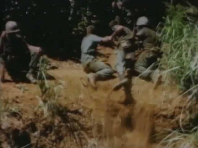 US Marines vs Vietcong in Vietnam The Battle 1965 USMC 14min