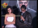 WhatIs Pink Trailer Launch With Amitabh Bachchan, Soojit Sircar, Tapsee Pannu Others Part 1