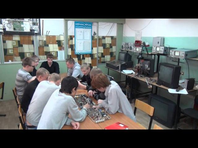 Специальность Техническое обслуживание и ремонт радиоэлектронной техники