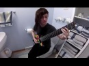 Sarah Longfield - Entombment of a Machine (guitar cover)