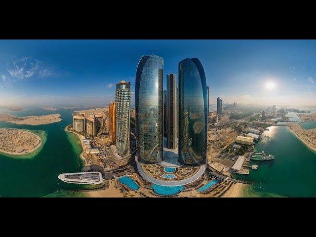 Самые популярные курорты мира: Абу Даби ОАЭ: Восточная сказка Роскошь и Богатство