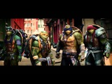 Черепашки Ниндзя 2 l Teenage Mutant Ninja Turtles 2 l Триллер 2о16