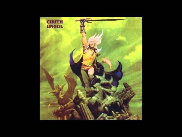 Cirith Ungol Frost and Fire Full Album