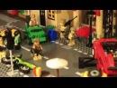 Лего Зомби Апокалипсис мультфильм/ Lego Zombie city attack/ Приключения Кондора 5 бонусная ...