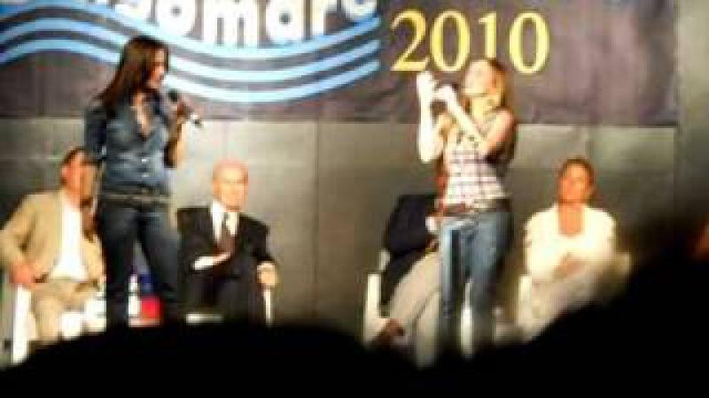 Paola Chiara Pioggia d'Estate Unplugged Version LIVE JESOLO