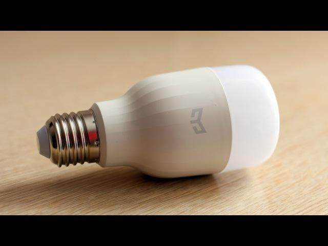 Обзор Xiaomi Yeelight LED