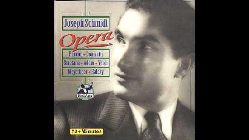 Joseph Schmidt Michael Bohnen - Komm, mein Söhnchen, auf ein Wort (1930) /Die verkaufte Braut/