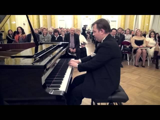 Пианист Виртуоз Полёт Шмеля Андрей Бараненко