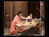Bela Bartok Sonata for 2 pianos and percussion (Solti-Perahia-Glennie-Corkhill) SUB ITA 13