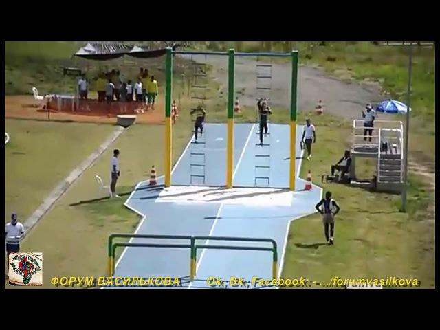 Полоса препятствий - 60-й военный чемпионат мира по пятиборью World Military Pentathlon Championship