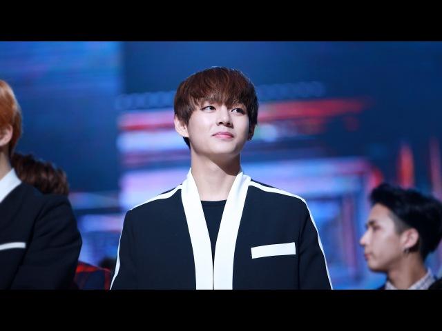 151231 가요대제전 ; 태형이의 댄스타임 BTS DANCE TIME (V. focus)