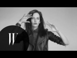 Eva Green Talks Nudity, Her Twin Sister, and Her Crush on Jack Nicholson Screen Tests W Magazine