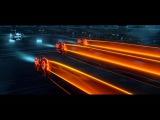 Daft Punk - Fall (Dj DLG Lazor TRON Legacy Music Video Remix)Full 1080 HD