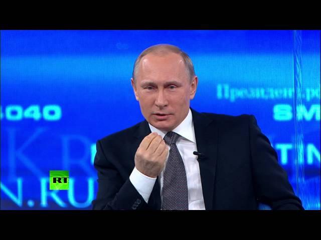 Владимир Путин — Кудрину: Чтобы грамотно выстроить экономическую политику, над ...