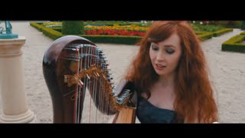 Irish Singer, Violinist, Harpist, Tara McNeill Songbird - YouTube